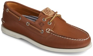 Sperry Authentic Original 85th Anniversary Leather Boat Shoe
