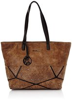 Thierry Mugler Women's Ivresse 1 Tote Brown One Size