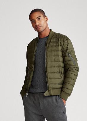 Ralph Lauren Packable Bomber Jacket