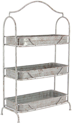 Uma Enterprises Metal 3 Tier Rack
