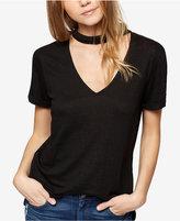 Sanctuary Joanna Linen Choker T-Shirt