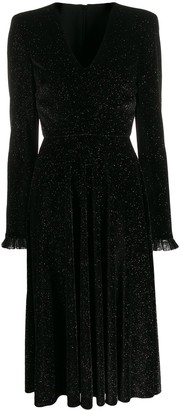 Philosophy di Lorenzo Serafini Glitter Detail Dress