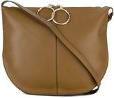 Nina Ricci saddle shoulder bag - women - Leather - One Size