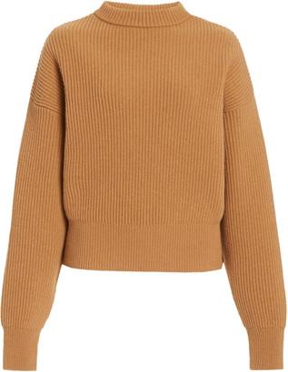 Cordova Megeve Ribbed-Knit Wool Sweater