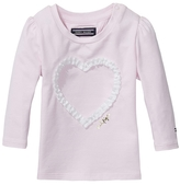 Tommy Hilfiger Th Baby Heart Knit Top