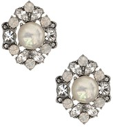 Marchesa Statement Stud Earrings