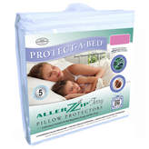 Protect A Bed Protect-A-Bed Aller Zip Anti-Allergy & Bed Bug Proof Pillow Encasement