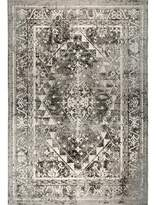 "Nicole Miller Sofia Gray/Blue Indoor/Outdoor Area Rug Rug Size: Rectangle 5'3"" x 7'2"""