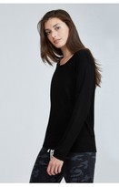 Monrow Super Soft Crew Neck Sweatshirt