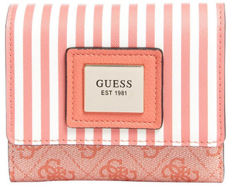 GUESS ST766843COR Candace Tri-Fold Wallet