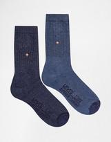 Levi's Levis Socks In 2 Pack