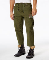 Lrg Men's Big and Tall Tapered-Leg Cargo Pants