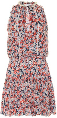 Poupette St Barth Exclusive to Mytheresa Clara floral minidress