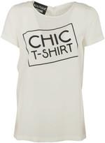 Moschino Chic Printed T-Shirt