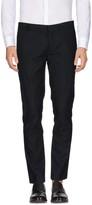 Grey Daniele Alessandrini Casual pants - Item 36984262
