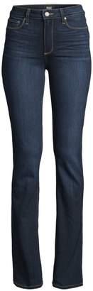 Paige Manhattan High-Rise Bootcut Jeans