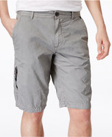 Buffalo David Bitton Men's Herculean Flat-Front Shorts