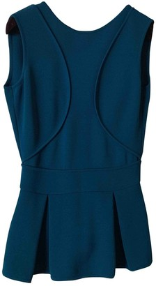 Elie Saab Blue Top for Women