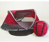 KidCo PeaPod Children's Travel Bed - Cranberry