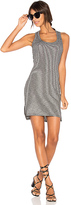 Bobi Scoop Neck Tank Dress
