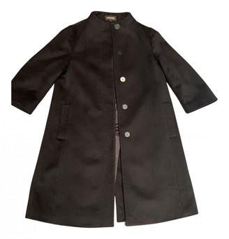 Jaeger Black Wool Coats