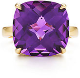 Tiffany & Co. Sparklers:Amethyst Cocktail Ring