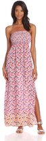 Eight Sixty Women's Strapless Maxi Dress