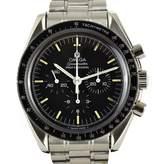 Omega Speedmaster Black Steel Watches