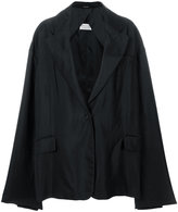 Maison Margiela oversized blazer - women - Acetate/Viscose - XS