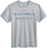 Tavik Men's Marca Logo-Print Pocket T-Shirt