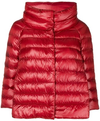 Herno Padded Front Fastened Jacket