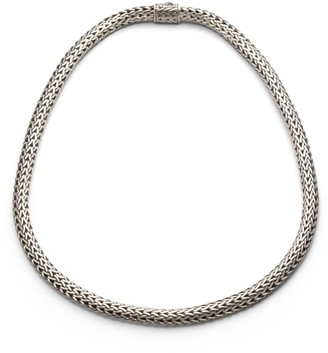 John Hardy Classic Chain Sterling Silver Small Necklace