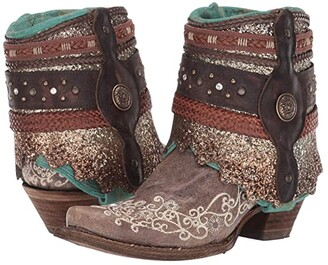 Corral Boots A3690 (Brown) Women's Boots