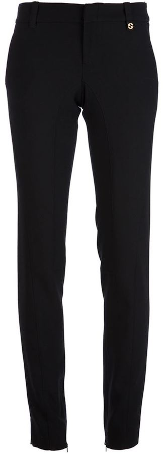 Gucci skinny tailored trousers