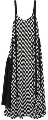 Loewe Printed Jersey Maxi Dress
