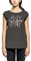 Replay Women's Crew Neck Short Sleeve T-Shirt - - 8