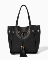Charming charlie Boho Tassel Bag-in-Bag