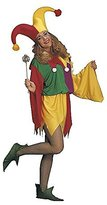 Rubie's Costume Co Costumes 101061 Kings Jester Adult Costume - One