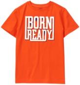 Crazy 8 Born Ready Tee