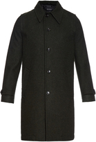 Gucci Loden wool coat