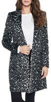 Bardot Mini Leopard Print Coat