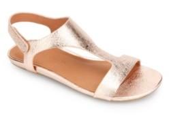 Gentle Souls by Kenneth Cole Lark Slim T-Strap Sandals Women's Shoes