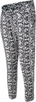 Isabella Oliver Ashdale Print Maternity Trousers