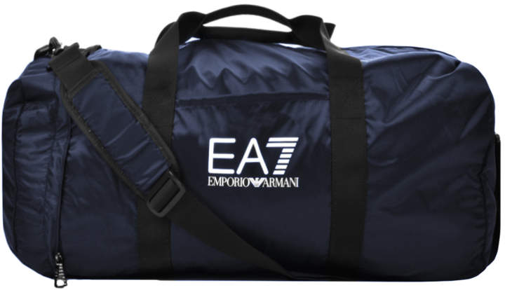 Emporio Armani Ea7 EA7 Train Prime Gym Bag Blue