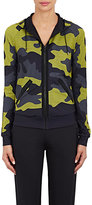 Ultracor Women's Camouflage Hooded Jacket-GREEN