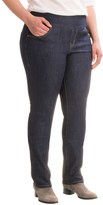 Jag Malia Slim-Leg Jeans - Pull On (For Plus Size Women)