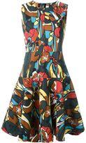 Marni 'Lectric' print dress