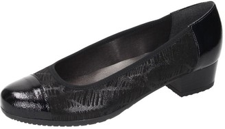 Comfortabel Women's Court Shoes Size: 2.5 UK Black