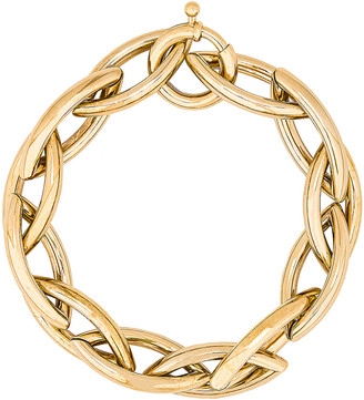 Rosantica Lingotto Necklace in Gold | FWRD