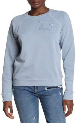 Lucky Brand LA Raglan Sweatshirt